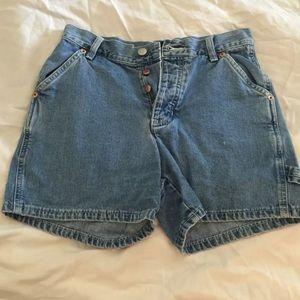VINTAGE - GAP Jean Shorts Size 1 X-Small🎀